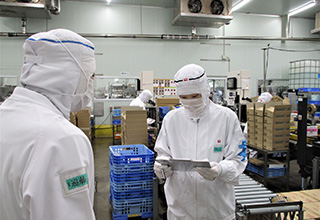 社員を知る - 社員紹介 | 日本ハムグループ採用情報