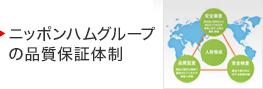 ニッポンハムグループの品質保証体制